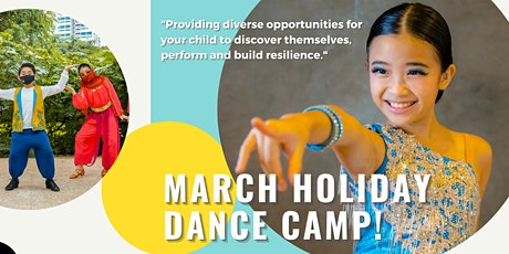 March Holiday Dance Craft Camp tickets