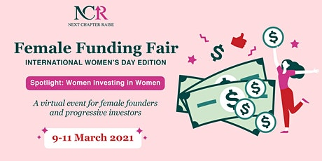 FFF IWD 2021: Female Investors & Founders Mentor Hour tickets