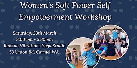 Soft Power Empowerment Workshop tickets