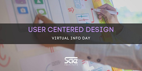 Virtual  User Centered Design Info Day στην SAE tickets