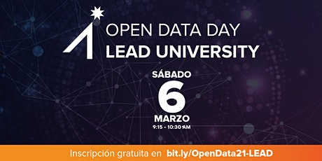 Open Data Day - Lead University biglietti