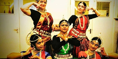 Introduction to Healing Odissi Dance entradas