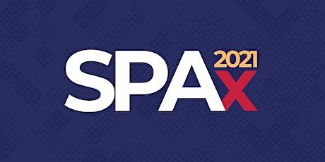 SPAx tickets