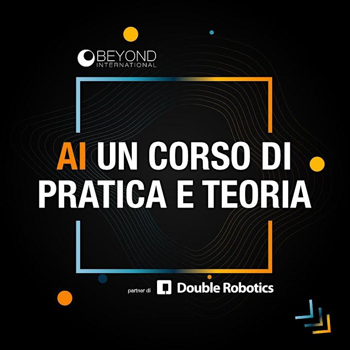 Immagine Scuola di Intelligenza Artificiale & Robotica - Modulo III