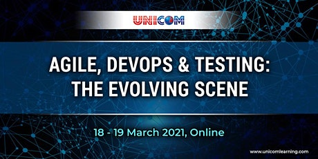 Agile, DevOps & Testing - The Evolving Scene tickets