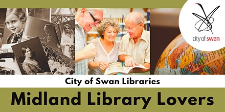 Library Lovers: Travel in your Leisure Years (Midland) tickets