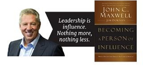 Becoming a Person of Influence - Free Info Session March 9th tickets