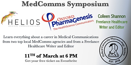 MedComms Symposium tickets