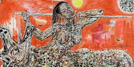 The Art in Resistance Exhibition billets