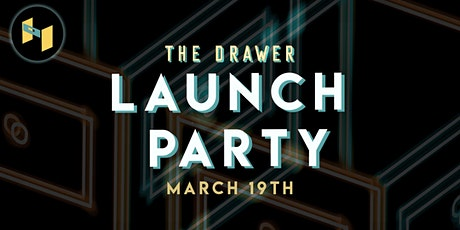 The Drawer Launch Party tickets