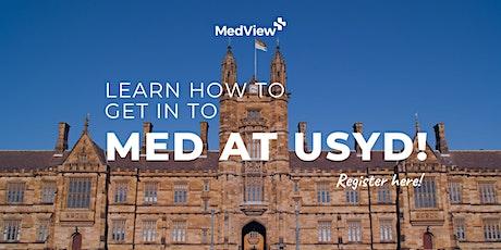 Get Into Medicine | Sydney tickets