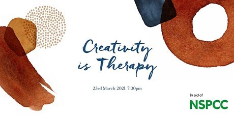 Creativity is Therapy tickets