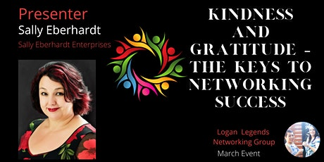 Logan Legends Networking Group - The Keys to Networking Success tickets