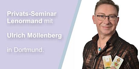 Kartenleger-Seminar mit Ulrich Möllenberg in Dortmund Tickets