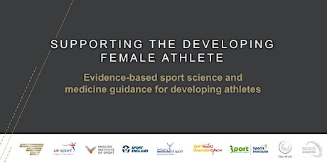 Supporting the Developing Female Athlete in your Pathway tickets