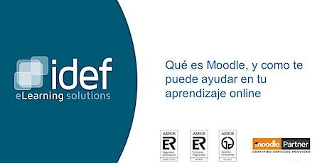 Qué es Moodle LMS, y como te puede ayudar en tu aprendizaje online entradas