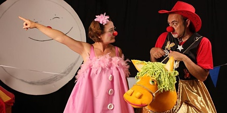 Espectacle infantil PATACLOWN CIRCUS entradas