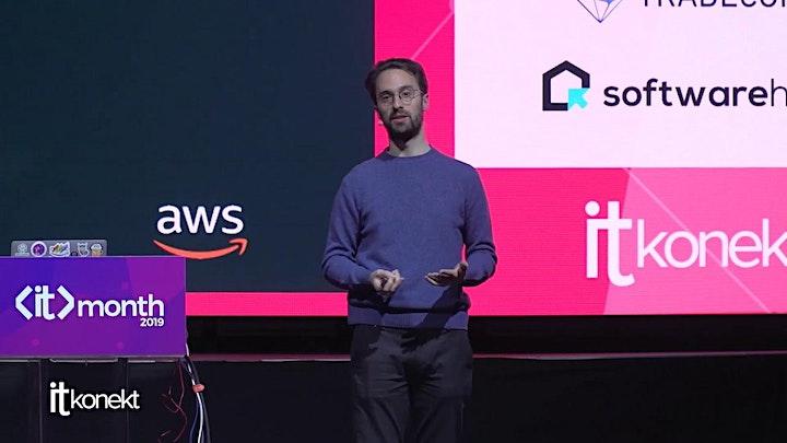 Immagine AWS per la startup: webapp scalabile in 30 min,CodeGardenRoma #TheCmmBay