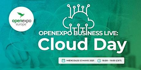 OpenExpo Business Live: Cloud Day boletos