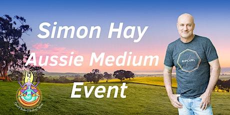 Aussie Medium, Simon Hay at The Port Lincoln Hotel tickets