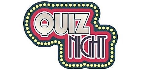 Zoom Quiz Night - Thursday 15th April 2021 tickets