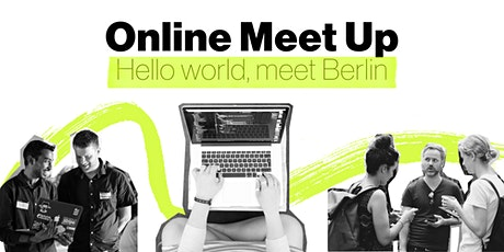 Silicon Allee Online Meet Up tickets