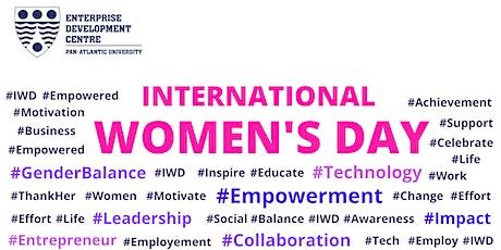 International Women's Day 2021: Networks tickets