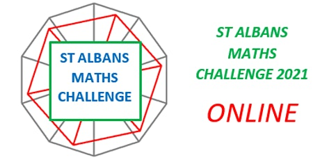ST ALBANS MATHS CHALLENGE (ONLINE) tickets