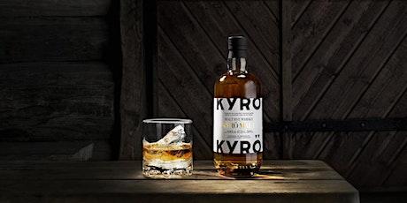 Kyrö: Virtuelles Whisky Tasting mit Head Distiller Kalle Valkonen tickets