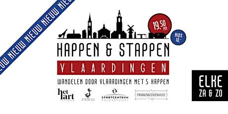 Happen & Stappen Vlaardingen tickets