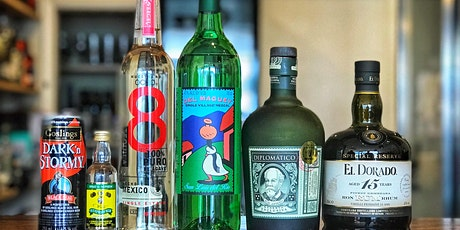 The Speakeasy Series: From the Tropics to the Equator Drinks Tasting tickets