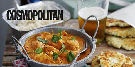 Cosmopolitan Easy Curry Night tickets