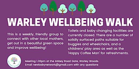 Warley Wellbeing Walks tickets
