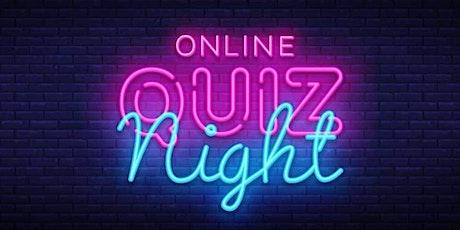 Tyneside & Northumberland Mind Online Fundraising Quiz  Night tickets