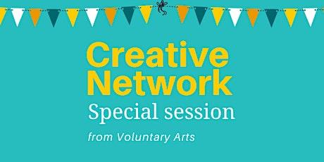 #CreativeNetwork - Anniversary edition tickets