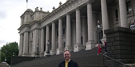 Ian Jelf's Marvellous Melbourne tickets