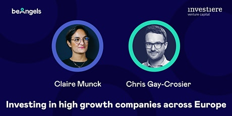 Webinar : investing in high growth companies across Europe tickets