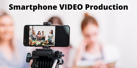 How To Make Professional Video for YouTube, Social Media with a Smartphone tickets