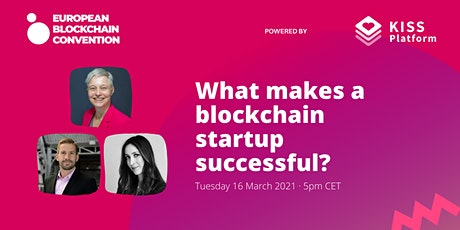 What makes a blockchain startup successful? tickets