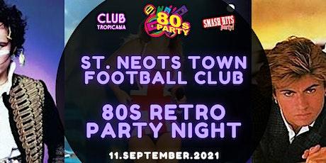 Smash Hits 80s Retro Party Night tickets