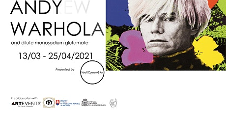 ANDY WARHOL and dilute monosodium glutamate tickets