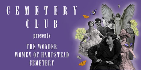 The Wonder Women of Hampstead Cemetery entradas