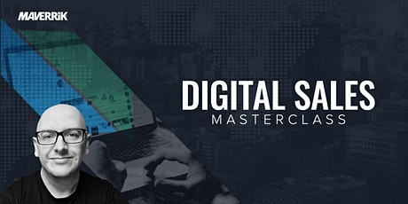Digital Selling Masterclass Tickets