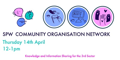 SPW Community Organisation Network tickets