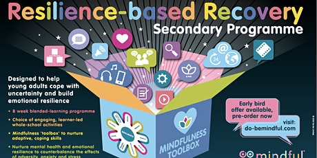 Resilience-based Recovery in Secondary Schools tickets