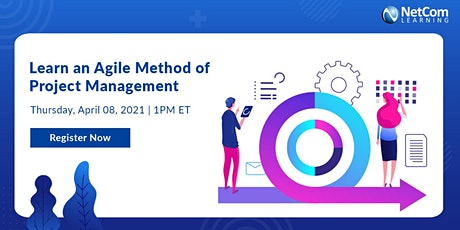 Webinar - Learn an Agile Method of Project Management tickets
