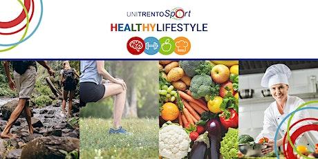 Healthy lifestyle #1 - Allenamento mentale tickets