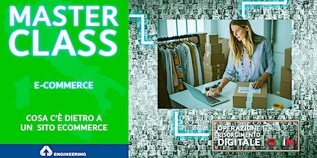 E come E-commerce - Cosa c'è dietro a un  sito E-commerce biglietti