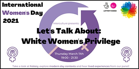 Let's Talk About: White Women's Privilege tickets
