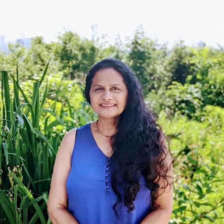 Free Virtual Yoga All Levels with Asha Rao — Malaga image